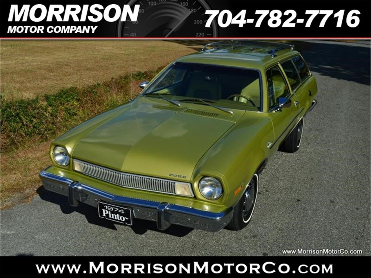 Large Picture of '74 Pinto - N9B6