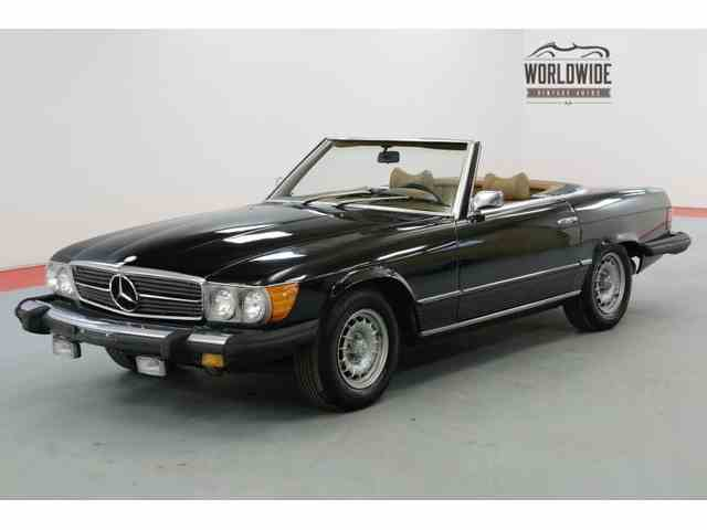 Picture of '74 Mercedes-Benz 450SL located in Colorado - $9,900.00 - N9B7