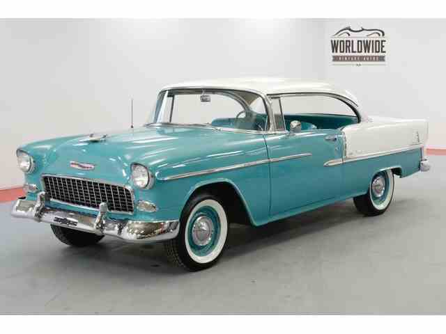 Picture of '55 Bel Air - N9BA