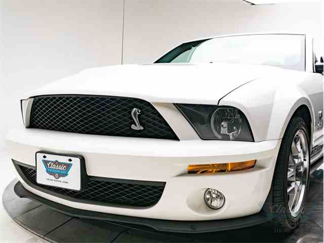Picture of 2008 Ford Mustang Shelby GT500 located in Cedar Rapids Iowa - N9BC