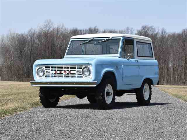 Picture of '68 Bronco - N9BN