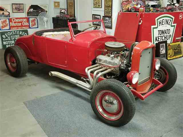 1927 Ford 'T-Bucket' Roadster