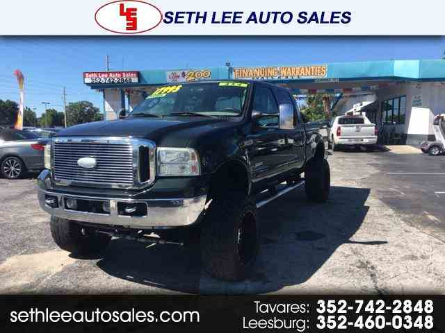 Picture of '06 Ford F250 located in Tavares Florida - $16,995.00 Offered by Seth Lee Auto Sales - N9C0