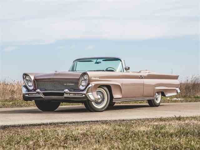 Picture of '58 Continental Mark III Convertible - N9CF
