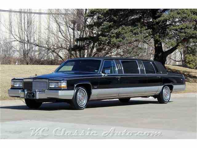 Clic Cadillac Limousine for Sale on ClicCars.com