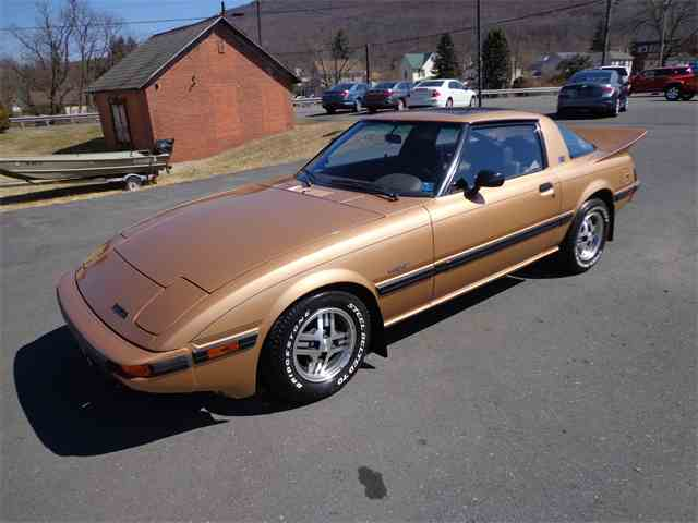 Picture of '81 RX-7 - N5QJ
