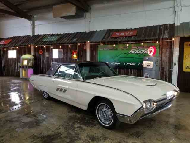 Picture of Classic 1963 Thunderbird located in Oregon - N9DB