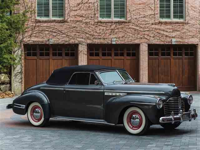 Picture of '41 Special Convertible Coupe - N9DM