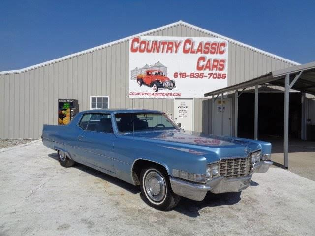 Picture of '69 Cadillac Calais located in Illinois - $8,950.00 Offered by  - N9E0