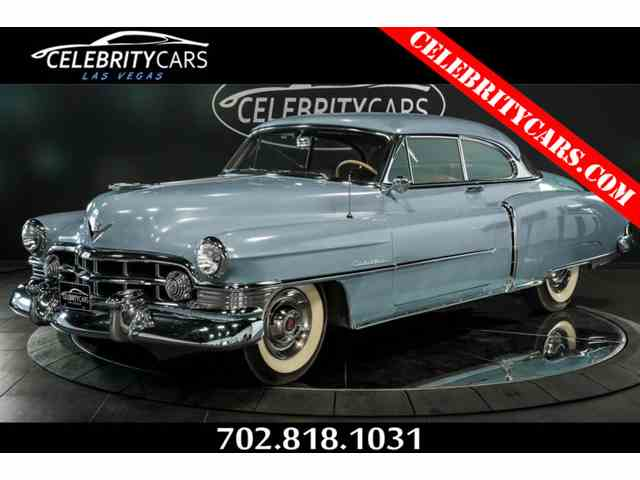 Picture of 1950 Cadillac Series 62 located in Las Vegas Nevada - N9E5
