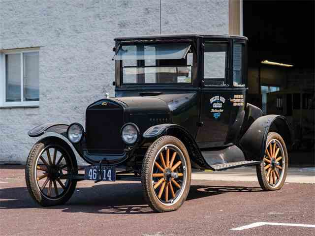 Picture of Classic 1923 Model T Auction Vehicle Offered by RM Sotheby's - N9EU