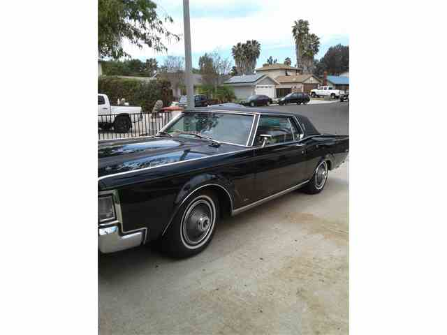 Picture of Classic '69 Continental Mark III located in California - N9EZ