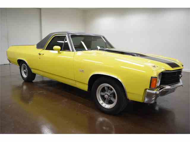 Picture of '72 El Camino - N9F5