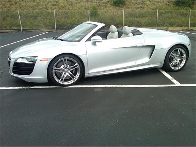 Picture of '11 R8 - N9FD