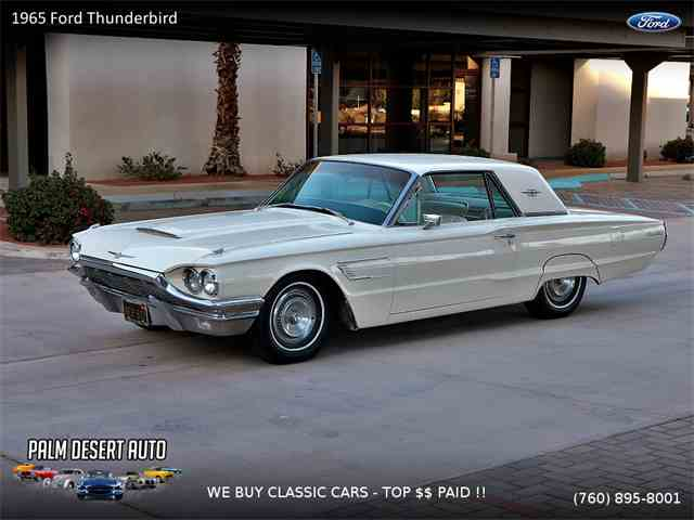 Picture of '65 Thunderbird - N9FI