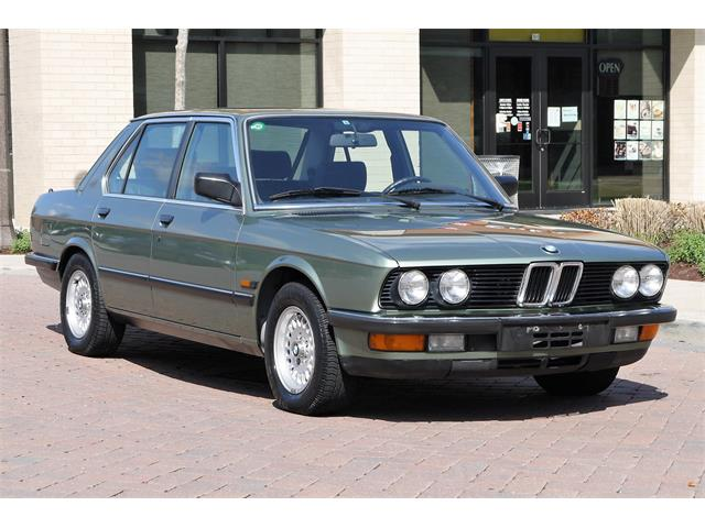 Picture of 1985 BMW 5 Series located in Brentwood Tennessee - $39,000.00 Offered by  - N9FK