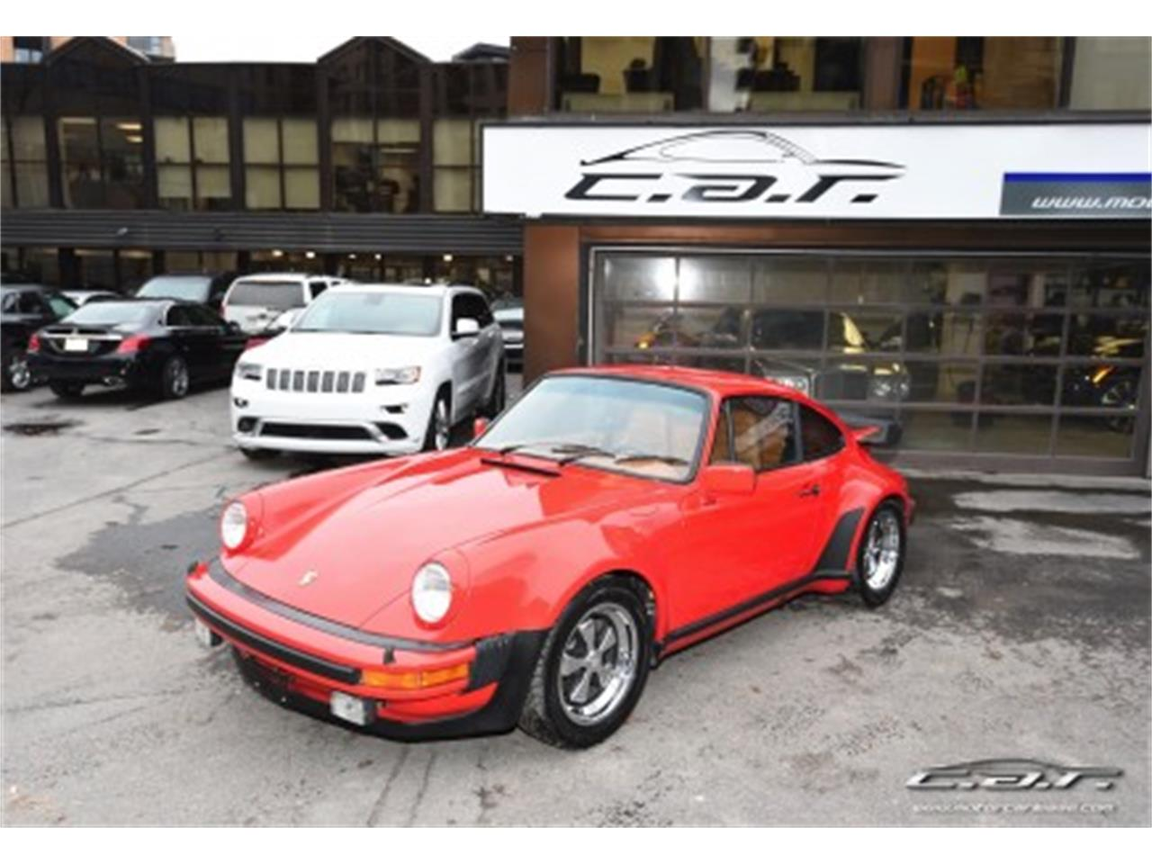 Large Picture of '79 930 Turbo - N5QS