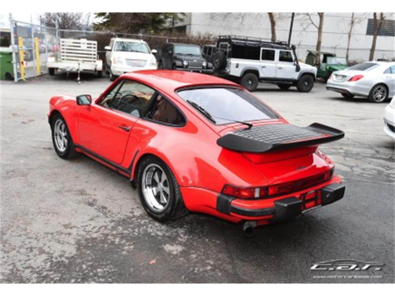 Large Picture of '79 Porsche 930 Turbo located in Montreal  Quebec Offered by C.A.R. Leasing - N5QS