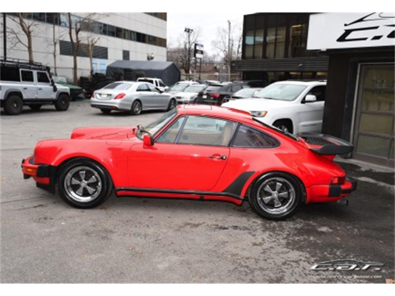Large Picture of 1979 Porsche 930 Turbo located in Montreal  Quebec - $129,999.00 - N5QS