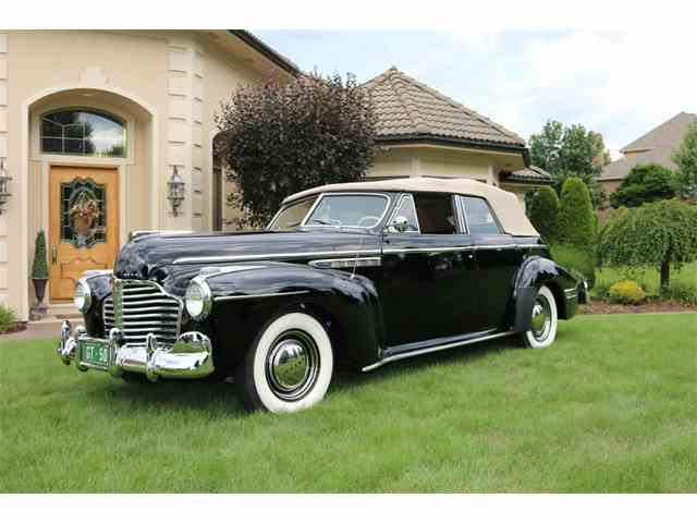 Picture of 1941 Buick 50 Super - N9G5