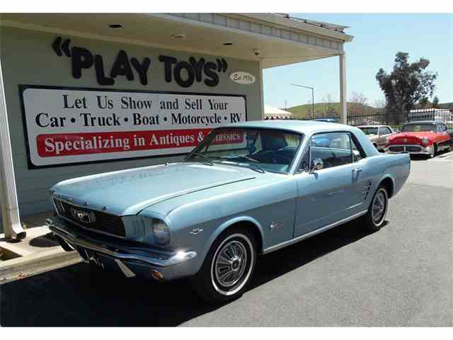 Picture of '66 Mustang - N5QU