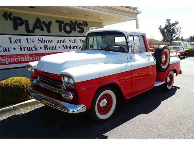 Picture of '58 Apache - N5QV