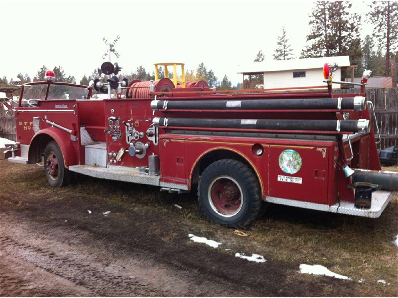 Large Picture of '54 Fire Engine - N9GP
