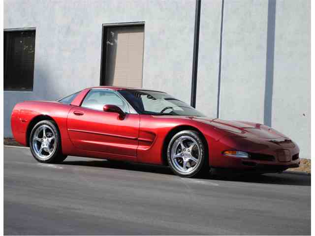 Picture of '02 Corvette - N9H1