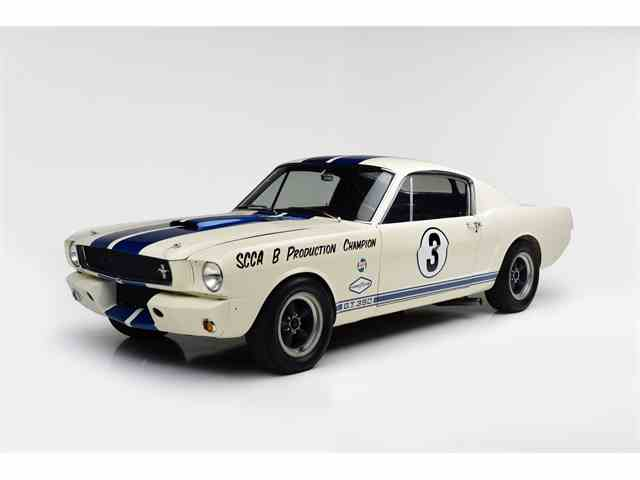 Picture of Classic '65 Shelby GT350 Offered by Barrett-Jackson Collection Showroom - N5QX