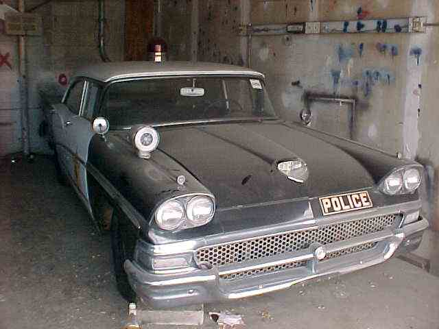 Picture of Classic 1958 Ford Police Car - $8,950.00 - N9H9