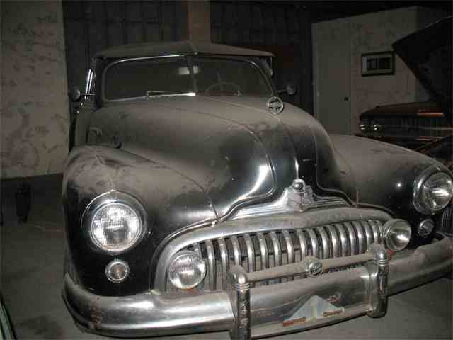 Picture of Classic '47 Buick Roadmaster - $22,500.00 Offered by  - N9HB