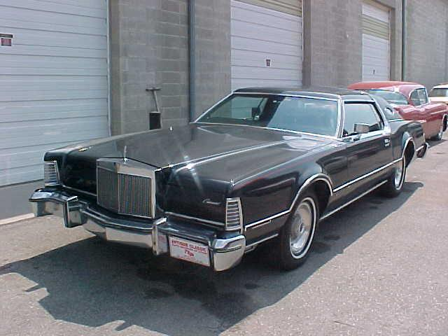 Picture of '76 Continental - N9HL