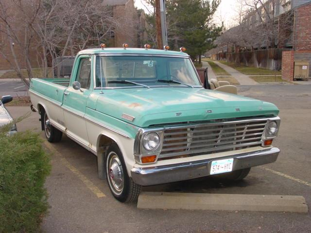 Picture of '67 F100 - N9HY