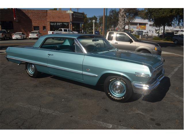 Picture of '63 Impala SS - N9I0
