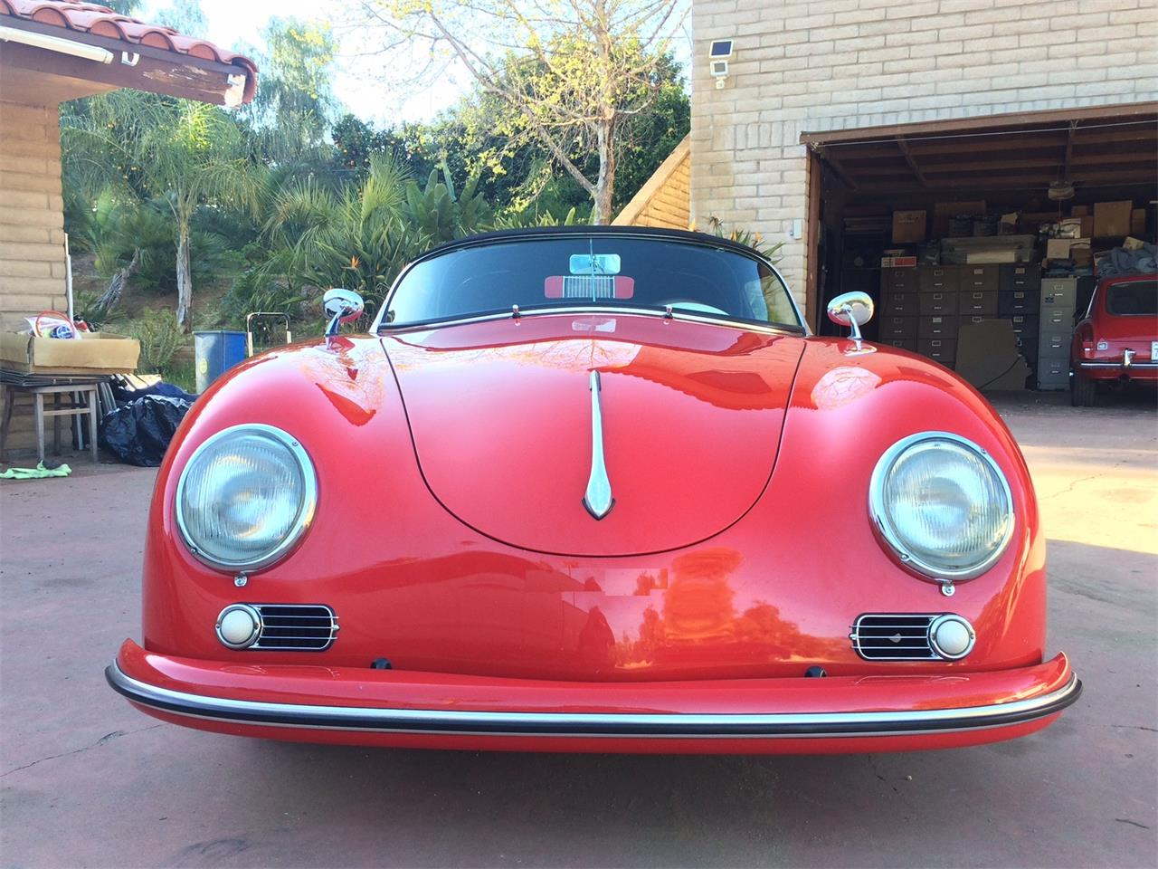 Large Picture of Classic 1957 Porsche Speedster located in Oceanside California Auction Vehicle Offered by Beverly Hills Motor Cars - N9I6