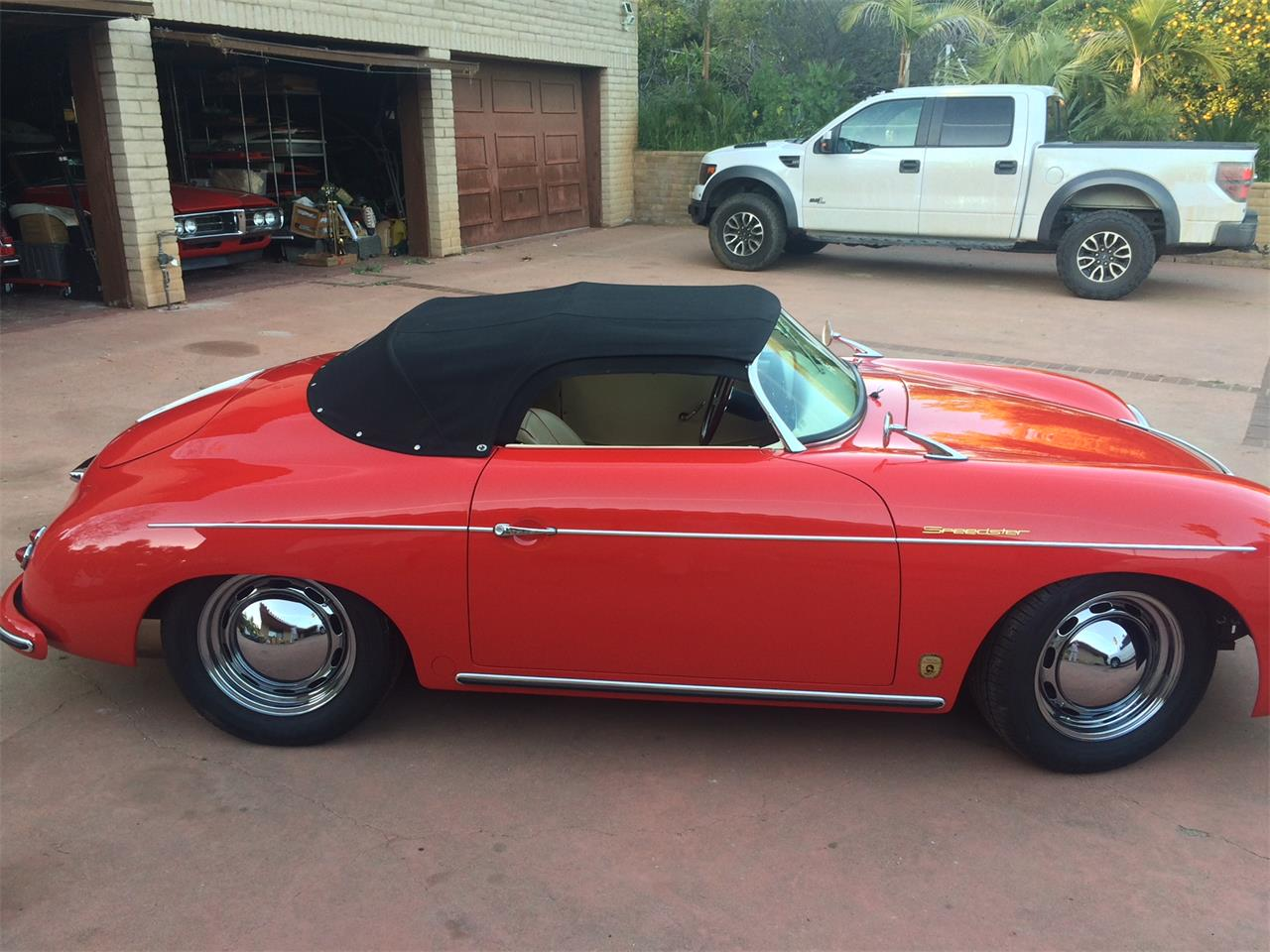 Large Picture of 1957 Porsche Speedster Offered by Beverly Hills Motor Cars - N9I6