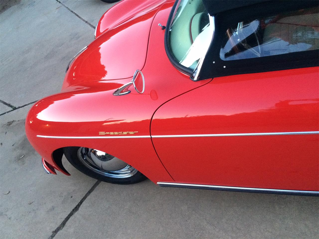 Large Picture of Classic 1957 Porsche Speedster Auction Vehicle - N9I6