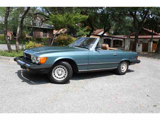 Picture of '80 450SL - N9IA