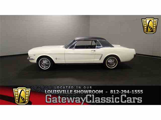 Picture of '65 Mustang - N9IF