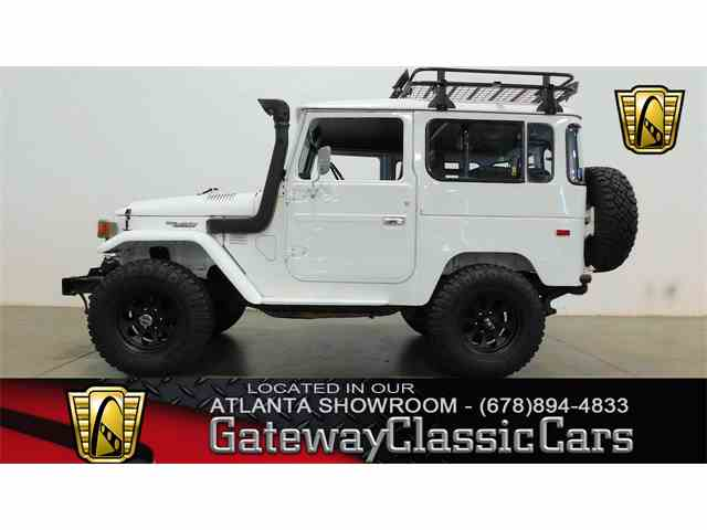 Picture of '78 Land Cruiser FJ located in Georgia - $51,000.00 Offered by Gateway Classic Cars - Atlanta - N9IG