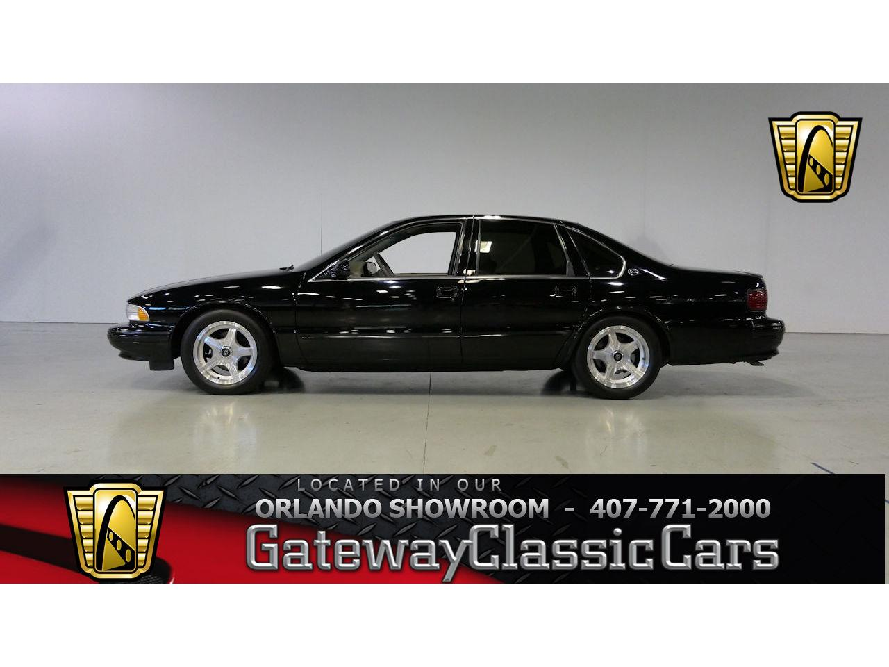 For Sale: 1996 Chevrolet Caprice in Lake Mary, Florida