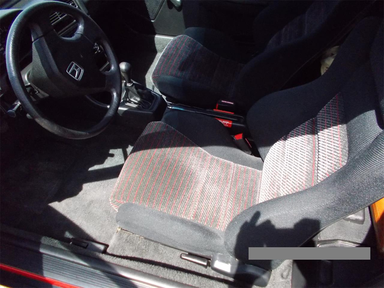 Large Picture of '90 CRX - N5R3