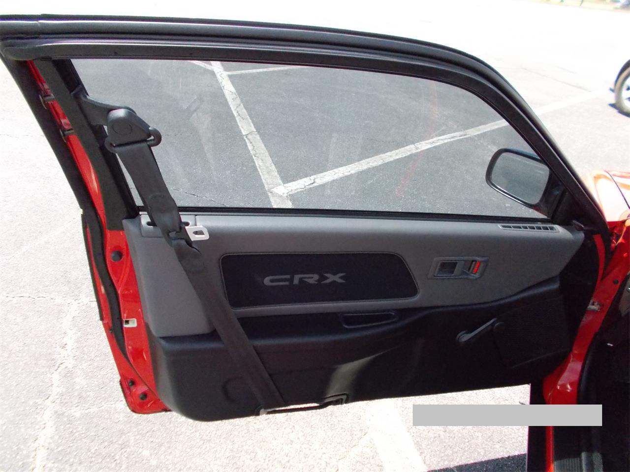 Large Picture of 1990 Honda CRX Offered by a Private Seller - N5R3