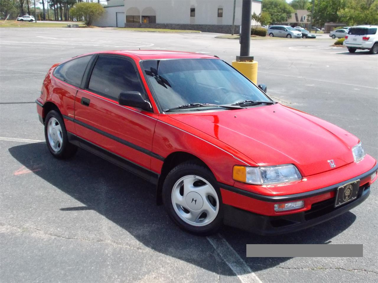 Large Picture of 1990 CRX Offered by a Private Seller - N5R3