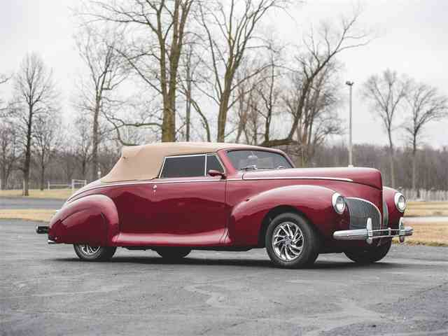 Picture of '41 Zephyr Convertible Custom - N9IX