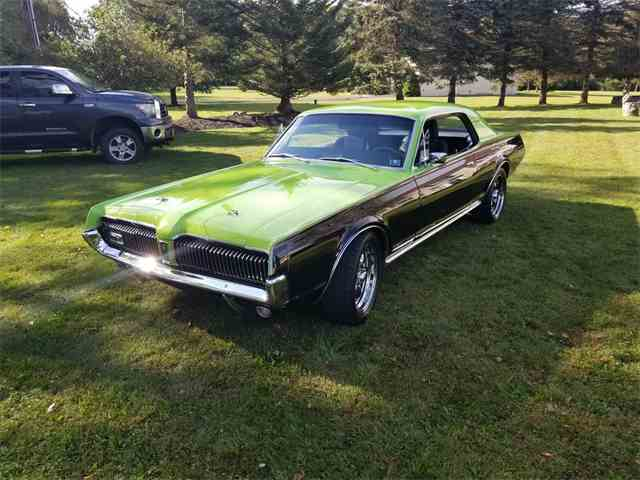 Picture of '67 Cougar - N9J0
