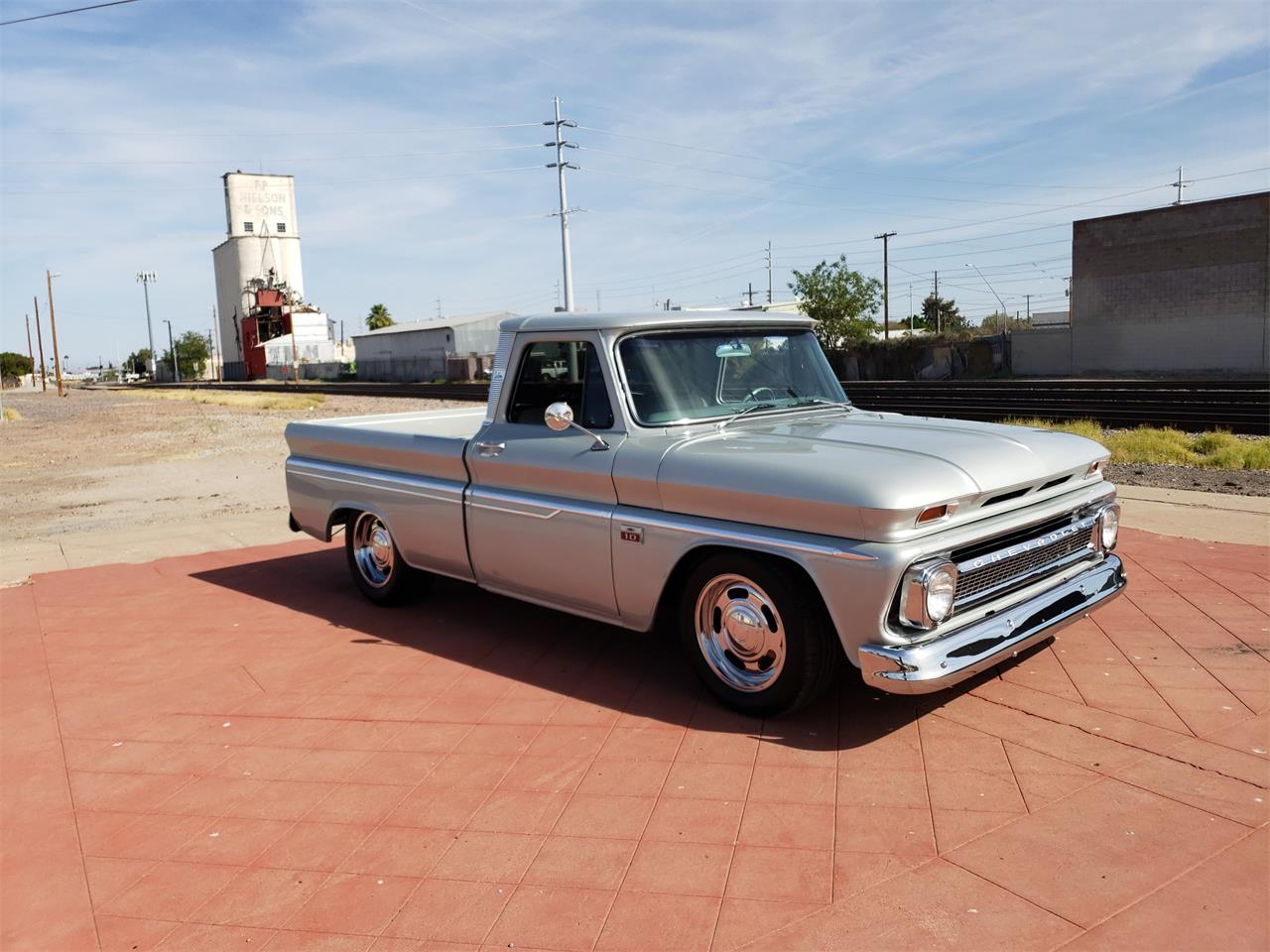Large Picture of '66 Chevrolet C10 located in Mesa Arizona Offered by Classic Corner Garage - N5R5