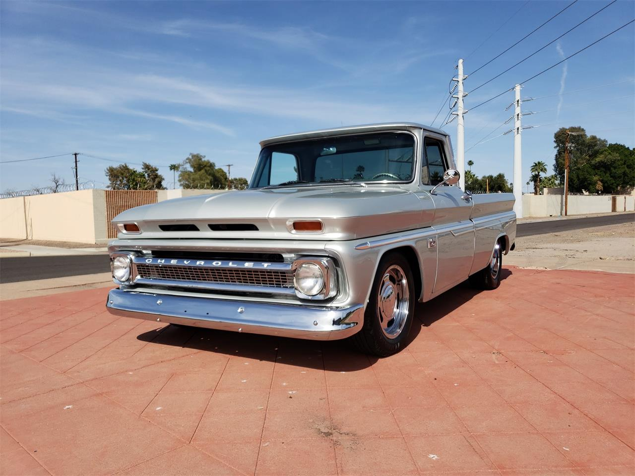 Large Picture of '66 Chevrolet C10 located in Arizona - N5R5