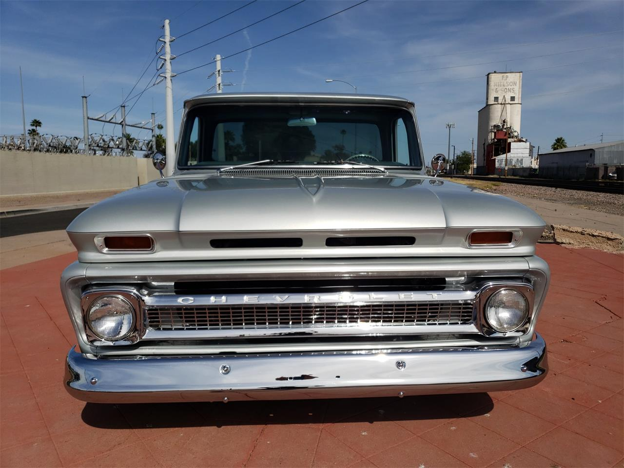 Large Picture of 1966 Chevrolet C10 located in Arizona Offered by Classic Corner Garage - N5R5