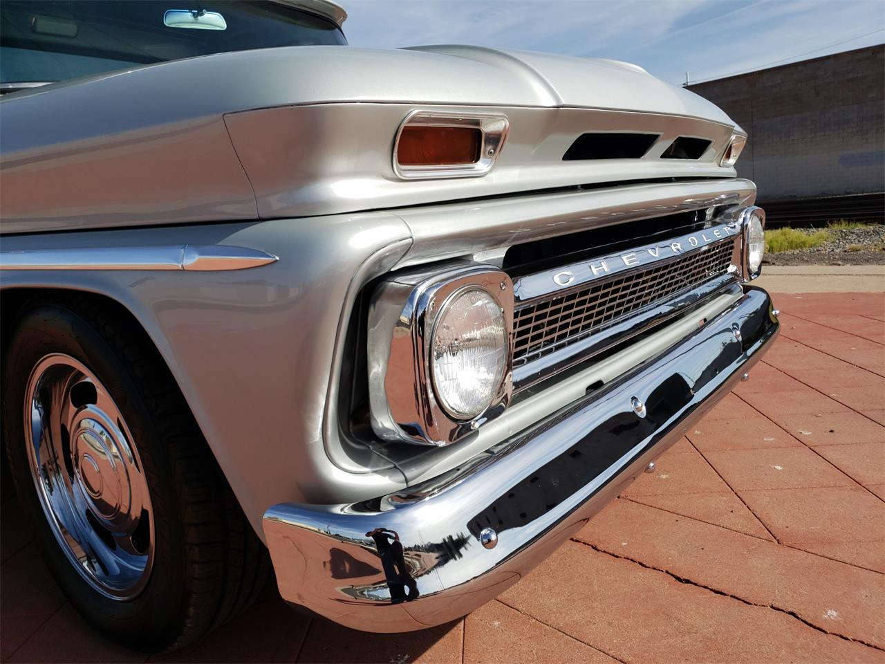 Large Picture of Classic 1966 C10 located in Mesa Arizona Offered by Classic Corner Garage - N5R5